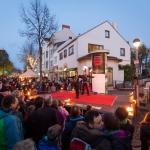 Feuershow am Pastorenweg Foto: J.Meier