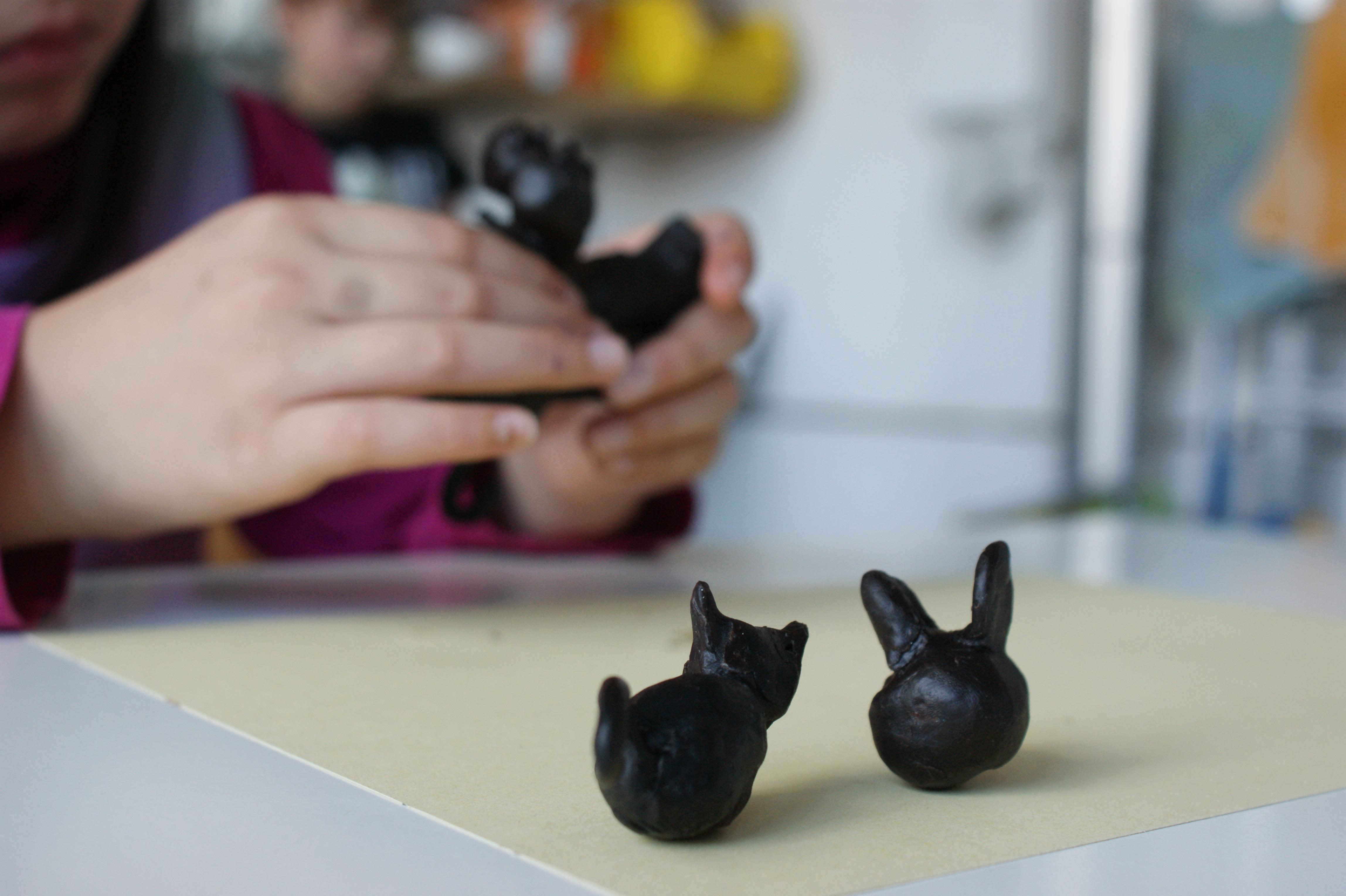… von und zu Marcks: Ausstellung, Form- und Gusswerkstatt für Kinder
