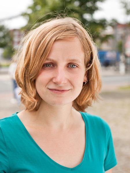 Frauke Kötter, Leiterin des QBZ Morgenland