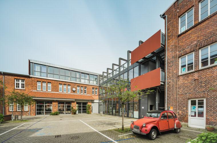Atelierhaus Roter Hahn, Gröpelinger Heerstraße 226, 28226 Bremen