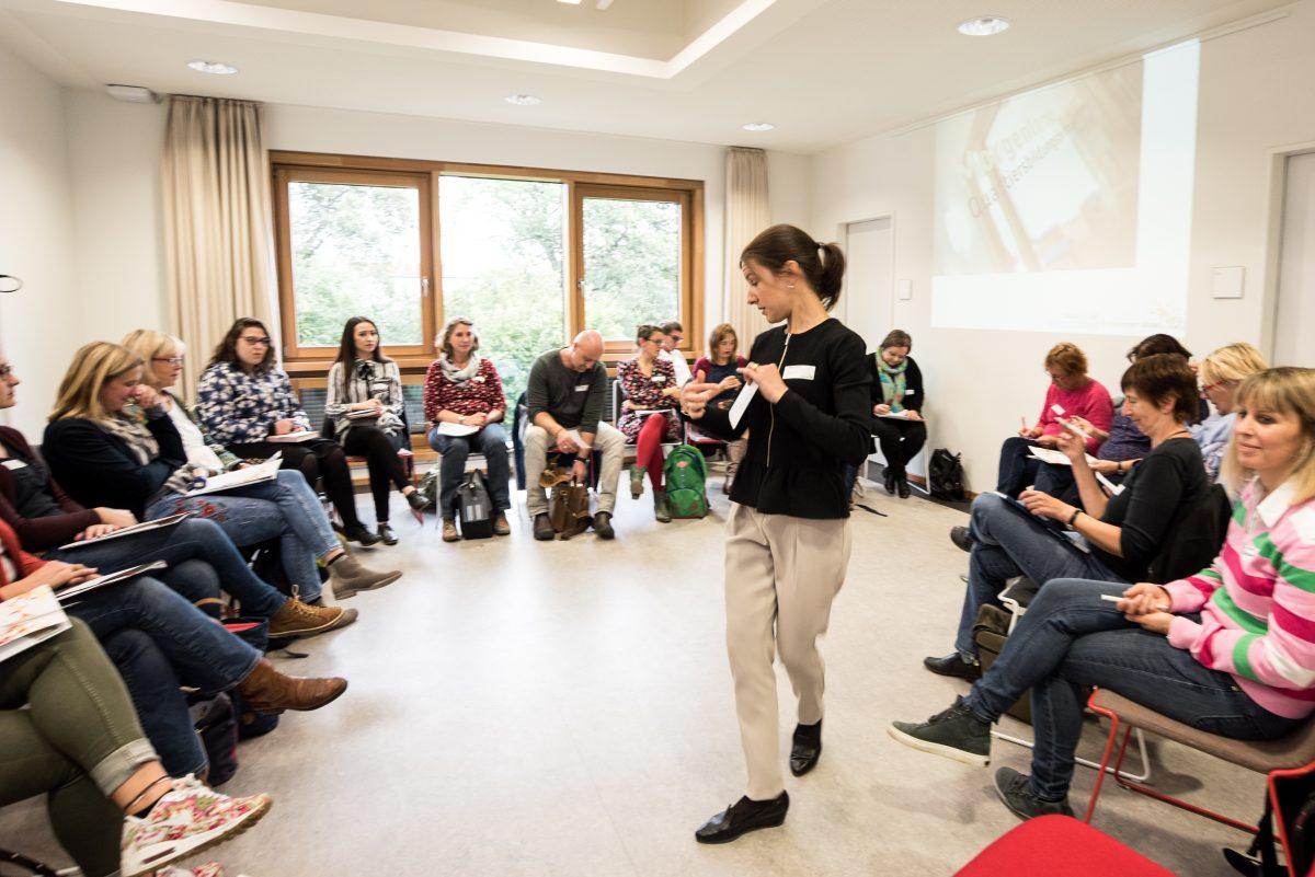Diversitätsbewusste und ressourcenorientierte Zusammenarbeit mit Familien aus Bulgarien