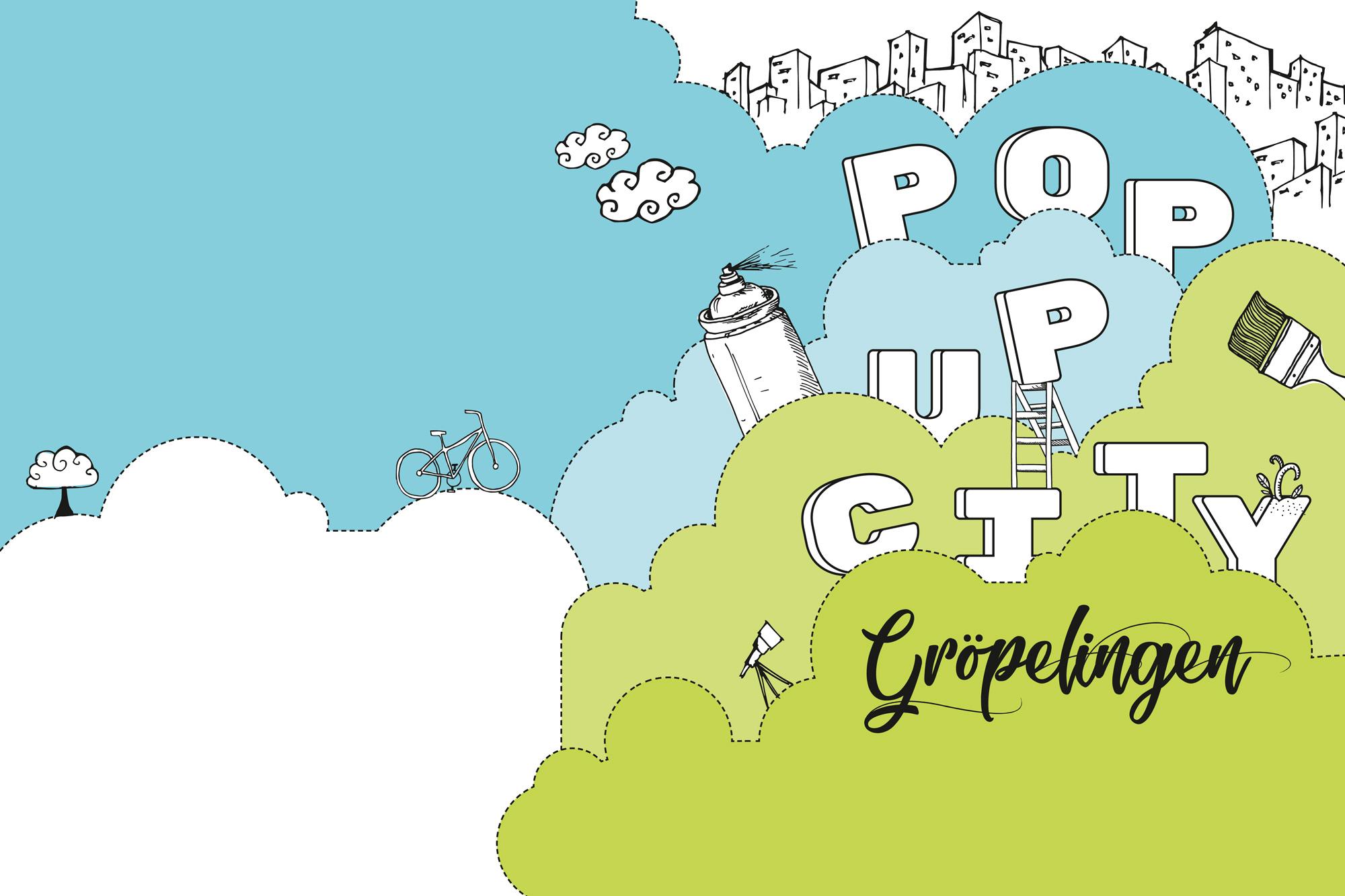 Pop Up City Gröpelingen – Jugendkunstfestival – eine Heterotopie