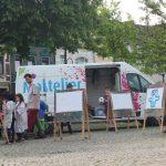 Ferienprogramm: Mobiles Atelier rollt an!