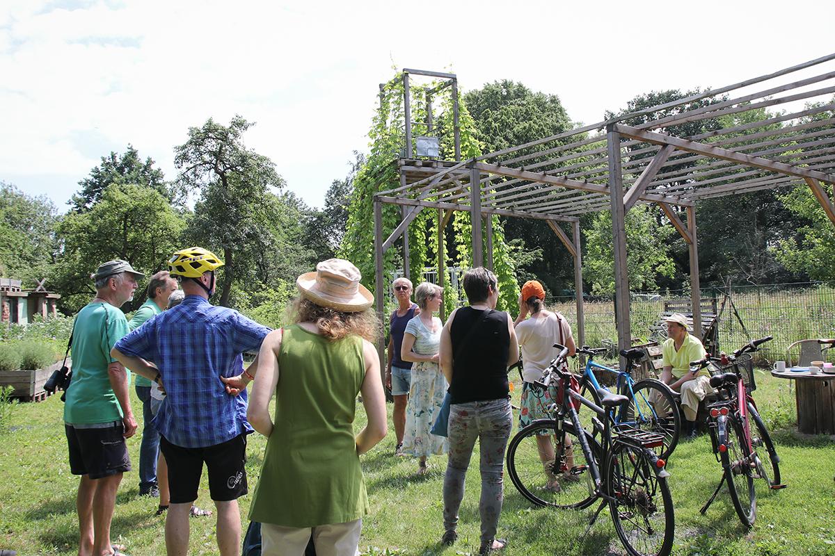 Radtour Gröpelinger Stadtfarmen - Made in Gröpelingen