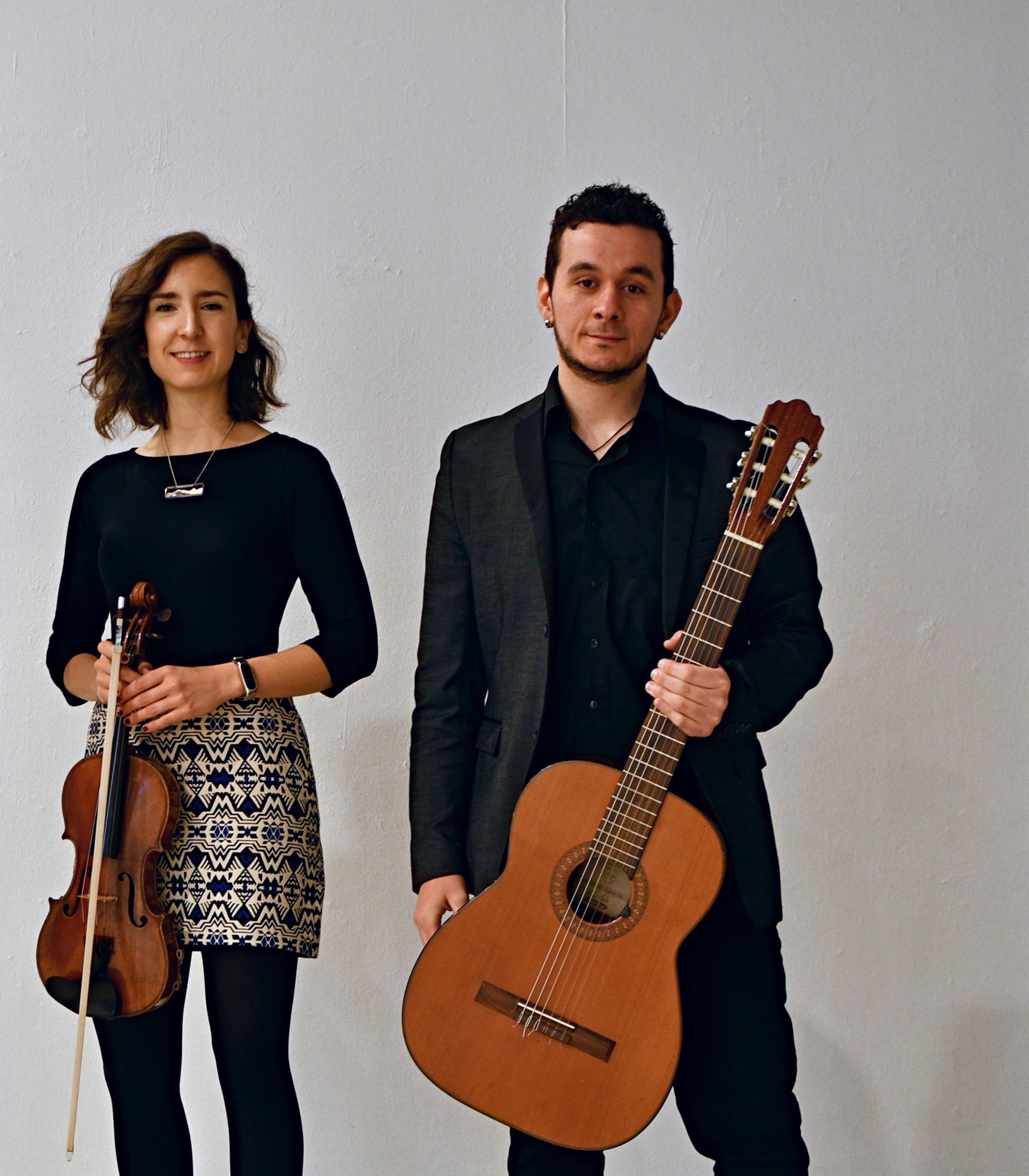 Torhauskonzert Aura Duo mit Iberia